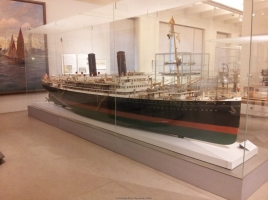 Grossmodell im Technischen Museum Wien