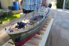 2017 Probefahrten bei Frank\'s Schiffsmodellbörse Möriken 10. Juni