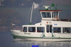 Hallwilersee Flotte - MS Fortuna