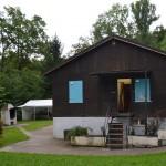 Clubhaus Eingang