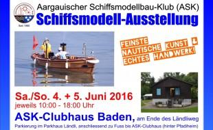 2016 Schiffsmodellausstellung ASK-Klubhaus Baden 01 1024 x 723