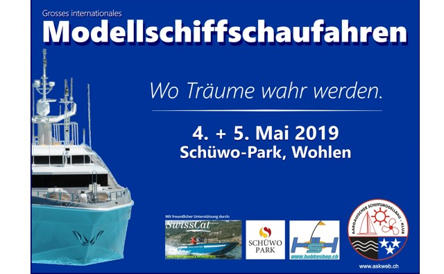2019 ASK Modellschiffschaufahren