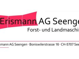 Logo Erismann AG Seengen