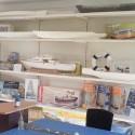 Diverse Baukästen, Rümpfe & Pläne für Schiffsmodelle